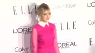 Emma Stone Ahna O'Reilly at 19th Annual ELLE Women In Hollywood Celebration on in Beverly Hills CA