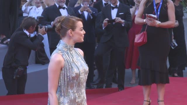 Emma Stone at Opening Red Carpet 'La La land' 73rd Venice Film Festival at Palazzo del Casino on August 31 2016 in Venice Italy