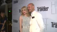 Emma Stone at the Conde Nast Traveler Hot List Party at West Hollywood CA