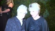 Emma Thompson Angela Lansbury at Academy Of Motion Picture Arts And Sciences' Governors Awards in Hollywood CA on