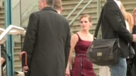 Emma Watson at Celebrity Video Sightings on May 16 2013 in Cannes France