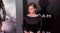 Emma Watson at 'Noah' New York Premiere Arrivals at Ziegfeld Theater on March 26 2014 in New York City