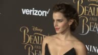 Emma Watson at the Premiere Of Disney's 'Beauty And The Beast' at the El Capitan Theatre on March 02 2017 in Hollywood California