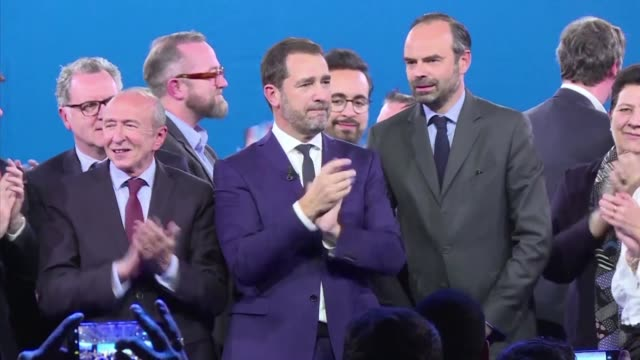 Emmanuel Macron's party names a new leader as the French President faces the first rebellious grumblings in the 19 month old movement that swept him...
