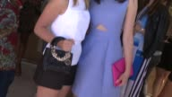 Emmy Rossum Zoey Deutch and Kiernan Shipka at Kate Spade Saturday Summer Solstice Party on June 20 2014 in Los Angeles California