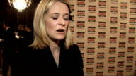 Empire Film Awards 2009 Edith Bowman interview SOT on how she has the best people on her table chatting to Danny Boyle not knowing what to say to him...