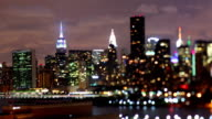 Empire state Building time lapse