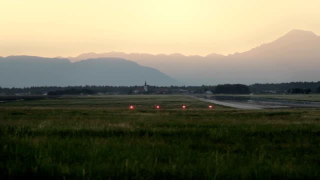 empty airfield