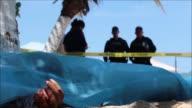En Acapulco otrora paraiso turistico los cadaveres se amontonan en la unica morgue