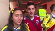 En Colombia las lagrimas por la derrota ante Brasil se mezclaban con el orgullo de todo un pais por una seleccion que hizo historia al llegar por...