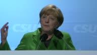 En vispera de las elecciones legislativas la canciller alemana Angela Merkel cuenta con su personalidad y su balance para movilizar a los electores...