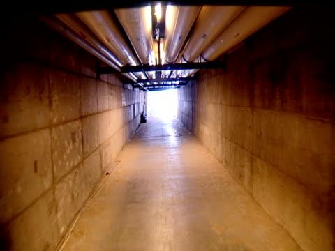 Ende des tunnel