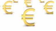 Endless Euro Symbols vertigo effec