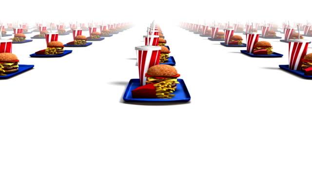 Endless Fast Foods side view loop