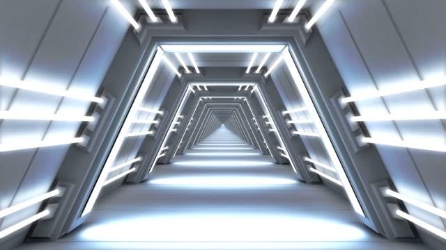 endless futuristic passage