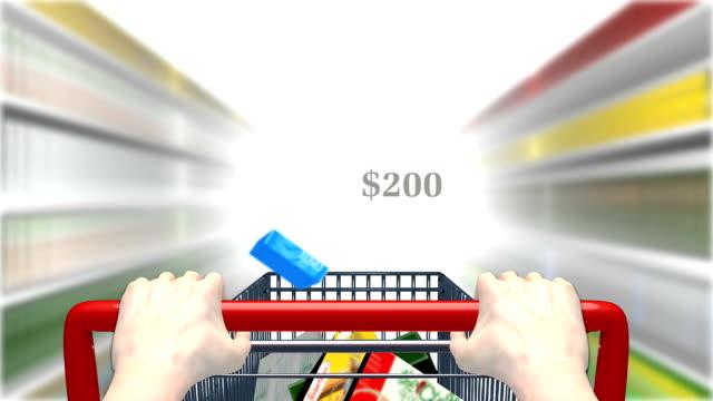 Unzählige Einkaufsmöglichkeiten