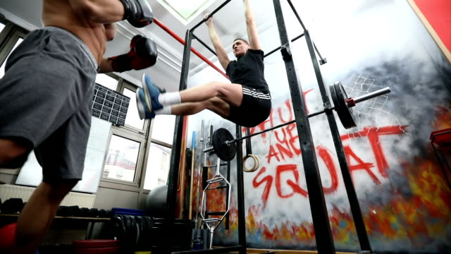 Endurance and boxing training