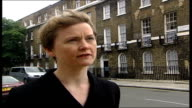 Energy efficient rating plan for housing London Yvette Cooper MP interview SOT this is giving people informationabout running costs of their home and...