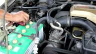 Engine running