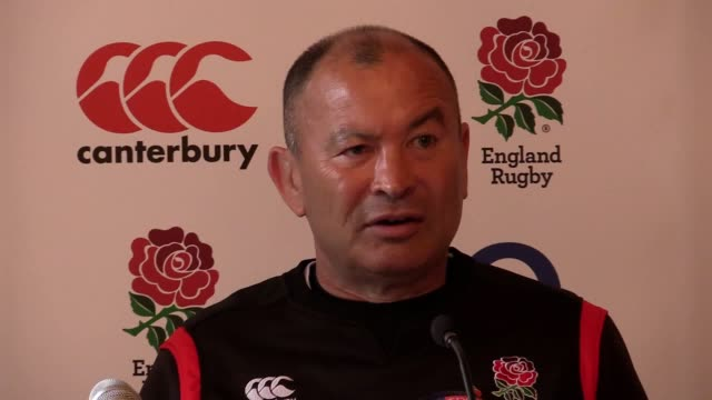 England head coach Eddie Jones and captain Dylan Hartley preview Saturday's match with Argentina The game takes place at Twickenham