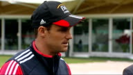 England prepare for test series against India Andrew Strauss interview SOT It's a series that doesn't need much building up a lot of outstanding...
