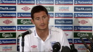 England press conference ahead of international friendly against Holland Frank Lampard press conference continued SOT can take us hopefully to...