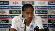 England press conference ahead of international friendly against Holland Glen Johnson press conference continued SOT the main objective is to get the...