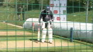 England train ahead of Second Test ENGLAND County Durham ChesterleStreet Riverside EXT Ian Bell catching Ryan Sidebottom hanging about Andrew Strauss...