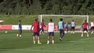 England train at St George's Park ahead of their 2018 World Cup qualifiers against Malta and Slovakia Mainly featuring transfer deadline day...