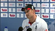 3rd test 4th day England win to become world's top test team INT Andrew Strauss press conference SOT just because the ranking says we're number one...