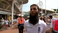 Third Test Chris Jordan and Moeen Ali Moeen Ali interview SOT