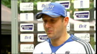 Press conferences ahead of third test ENGLAND London Lord's Cricket Ground EXT Tim Bresnan press conference SOT Various of Bresnan speaking to press...