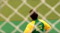 South Arican players train ENGLAND Birmingham Edgbaston INT South African players training indoors before 3rd test match v England
