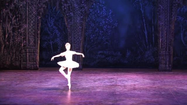 English National Ballet Dress Rehearsal of The Nutcracker at London Coliseum on December 13 2010 in London England