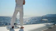 HD: Enjoying The View While Sailing