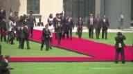 Enrique Pena Nieto y Xi Jinping anunciaron una nueva fase de cooperacion entre sus paises durante el inicio de la visita desarrollara hasta el jueves...