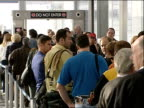 <<enter caption here>> at Chicago O'Hare Airport on March 02 2002 in Chicago Illinois
