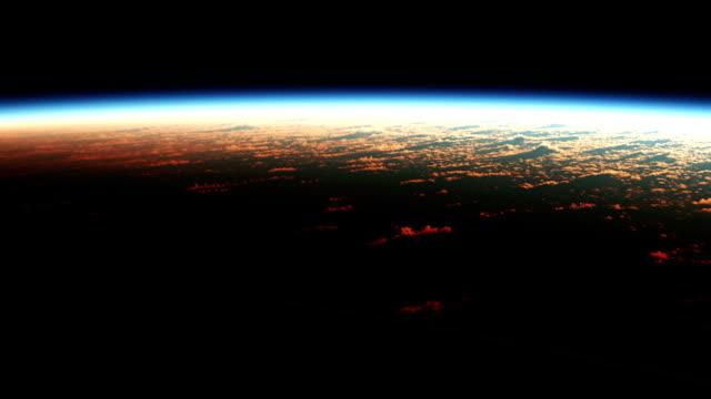 Entering cloudy Orbit