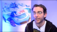 Sonic and AllStars Racing Preview Event Gareth Wilson interview SOT On changes and improvements transforming vehicles On changes to the tracks it...