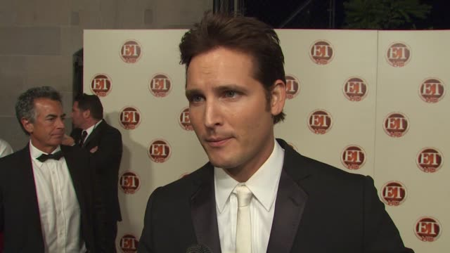 Entertainment Tonight Emmy Party at Vibiana Los Angeles CA United States 8/29/10