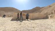 WS ZI Entrance of King Tut's Tomb, KV62 / Egypt