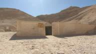 MS ZO Entrance of King Tut's Tomb, KV62 / Egypt