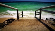 Eingang zum Meer