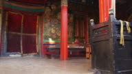 Entrance to the Temple, Tibet
