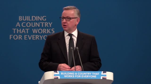 Environment Secretary Michael Gove outlines why Brexit will provide a great opportunity for fisheries and agriculture outside of the Commons...