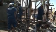 Epco / Taq Taq crude oil processing facility in Kurdistan in Northern Iraq