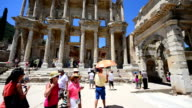 STEADICAM: Ephesus ancient city