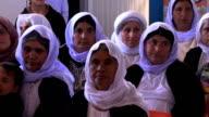 Erbil Yazidi Women Day