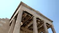 Erectheion, Acropolis, Athens, Greece