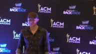 Eric Paslay at the 51st Academy of Country Music Awards radio row at the MGM Grand Las Vegas Hotel and Casino at Celebrity Sightings in Las Vegas on...